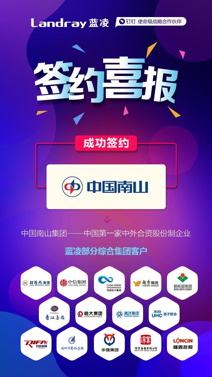 中国南山集团选择蓝凌OA,助力企业高效发展-03