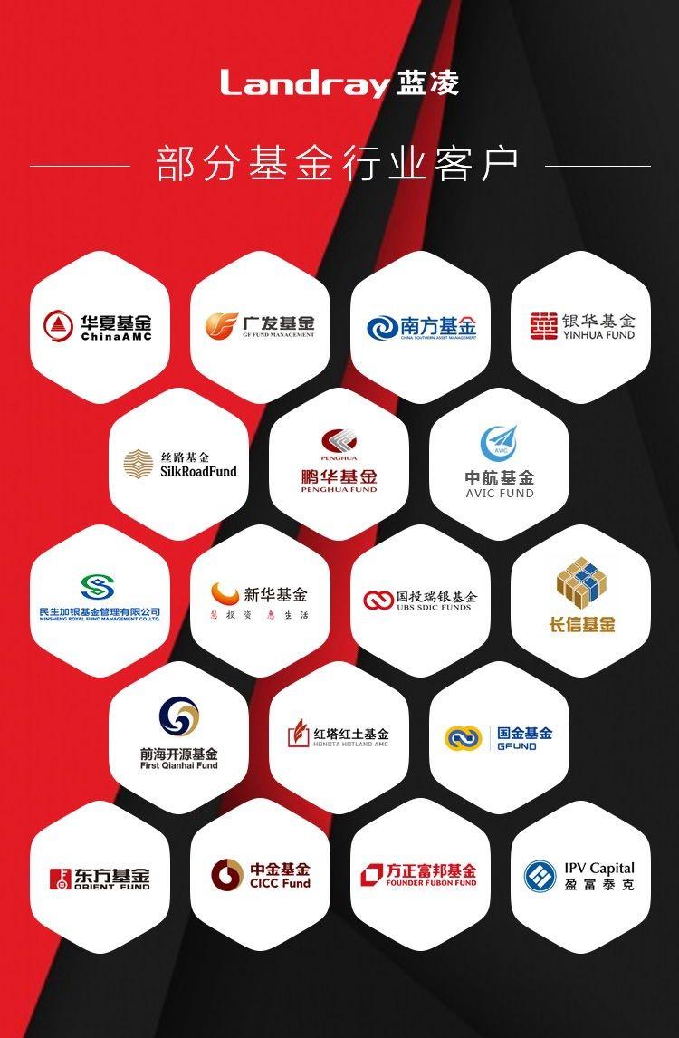 中国领先的资产管理公司:易方达基金选择蓝凌-04